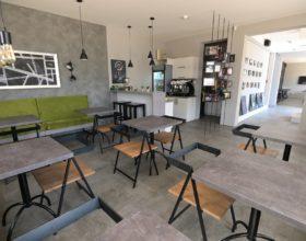 Filmski Studio Bosonoga - Kafe i zona za odmor