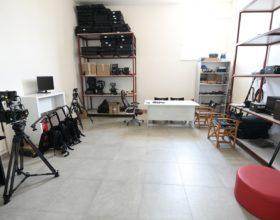 Filmski Studio Bosonoga - Magacin za tehniku