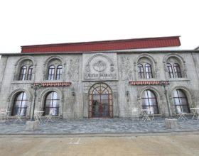 Film Studio Bosonoga - Hotel Balkan Scenography