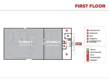 Floor Plan - I floor