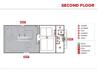 Floor Plan - II floor